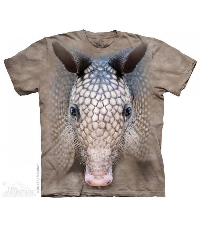 T-shirt Tatou The Mountain