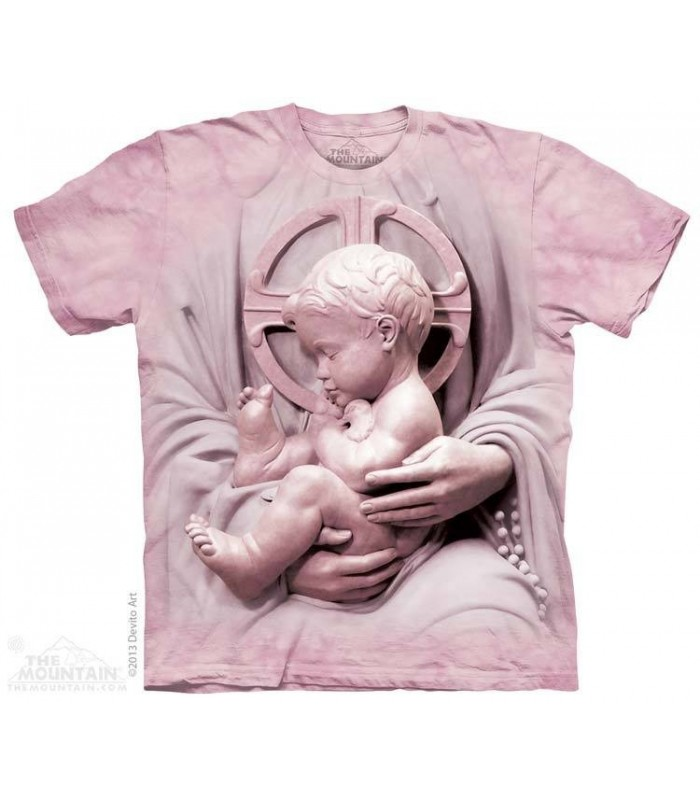 Baby Jesus - Spiritual T Shirt The Mountain