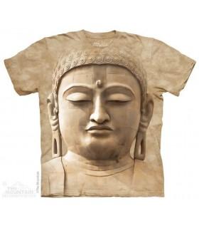 T-shirt Portrait de Buddha The Mountain