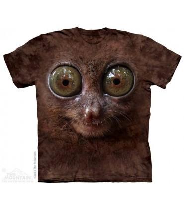 Big Face Tarsier - Animal T Shirt The Mountain