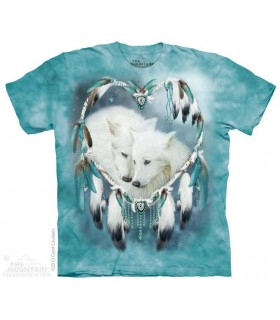 Tendresse du Loup - T-shirt Loup The Mountain
