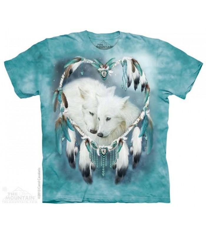 Tendresse du Loup - T-shirt Loup The Mountain