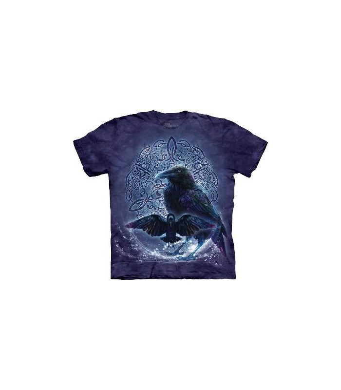 T-Shirt Corbeau Celtique par The Mountain