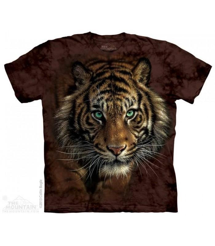 Tiger Prowl - Big Cat T Shirt The Mountain