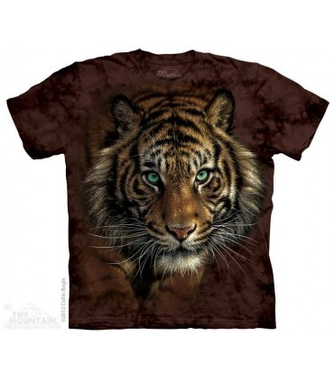 Tiger Prowl - Big Cat T Shirt The Mountain