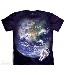 T-shirt Astronaute The Mountain