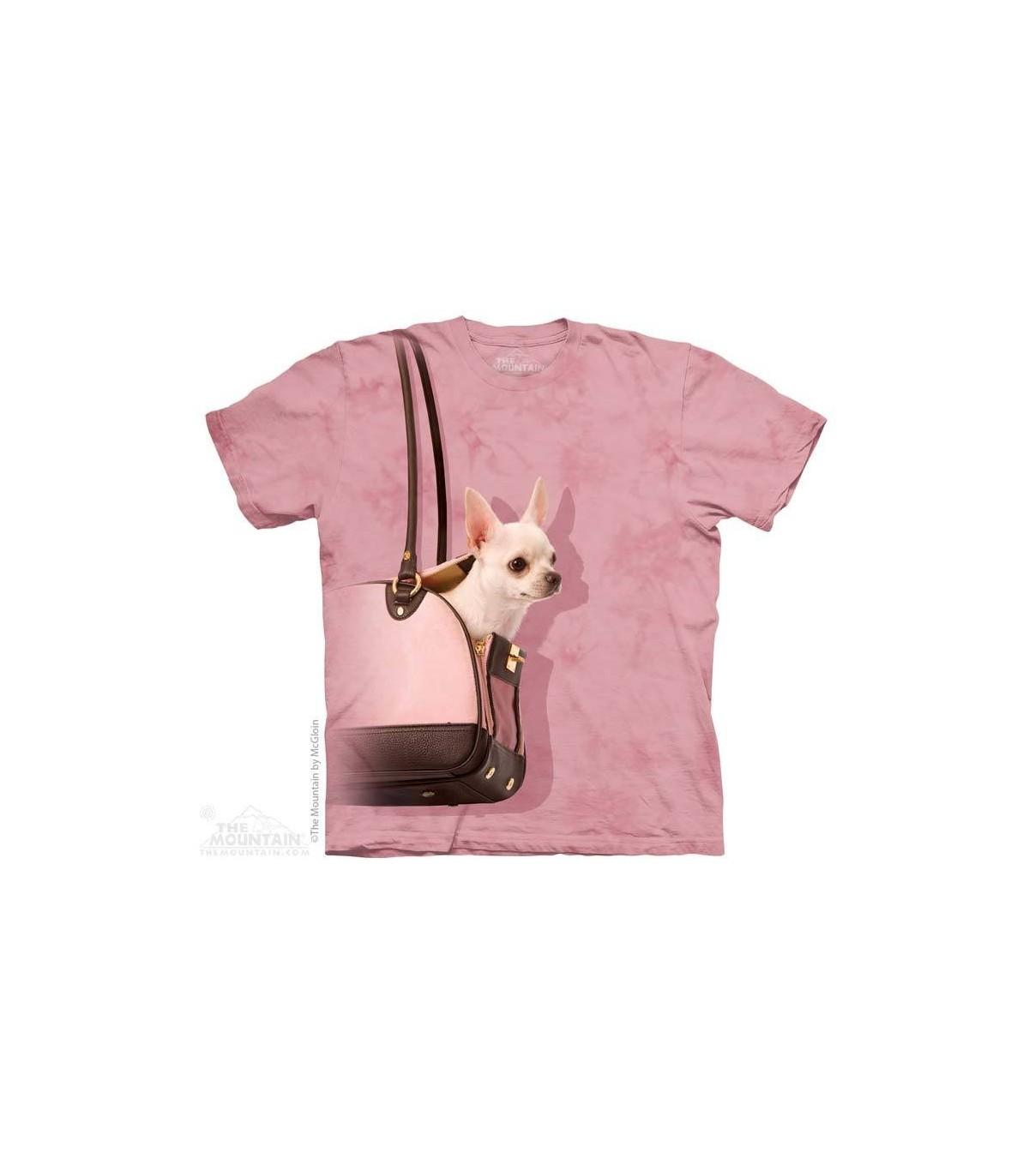 96ec3b1ca Handbag Chihuahua - Dog T Shirt The Mountain