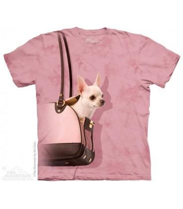 Handbag Chihuahua - Dog T Shirt The Mountain