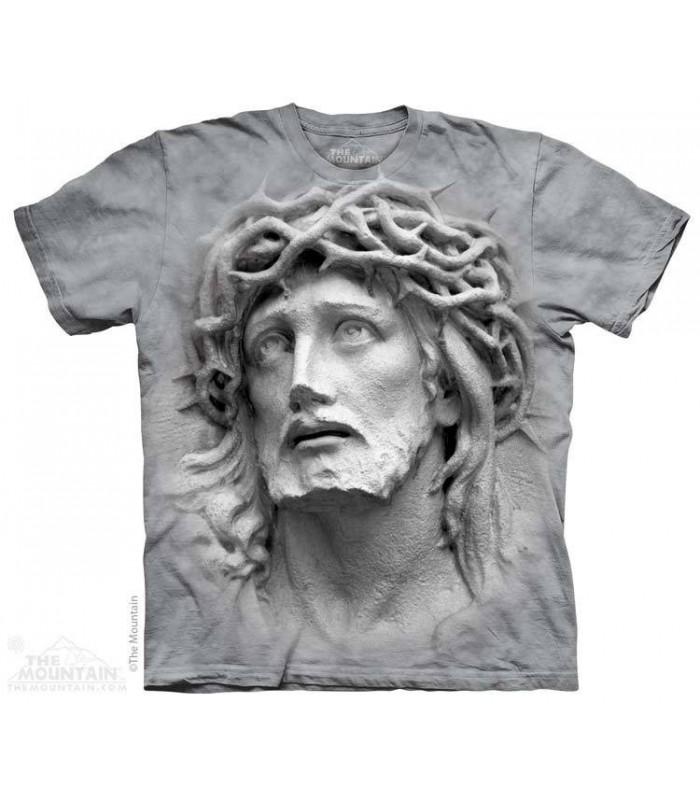Couronne d'épines - T-shirt Jésus The Mountain