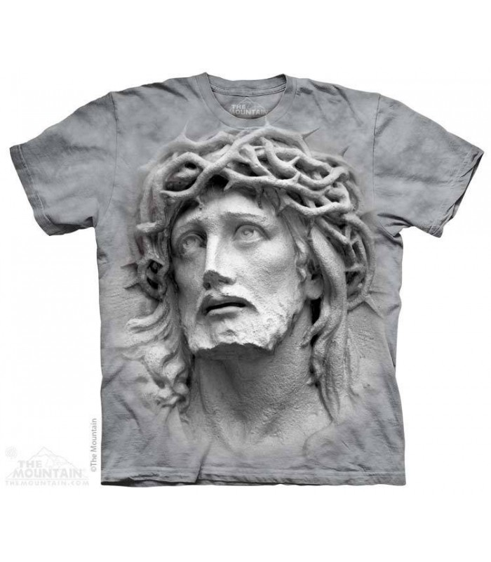 Crown of Thorns - Jesus T Shirt The Mountain