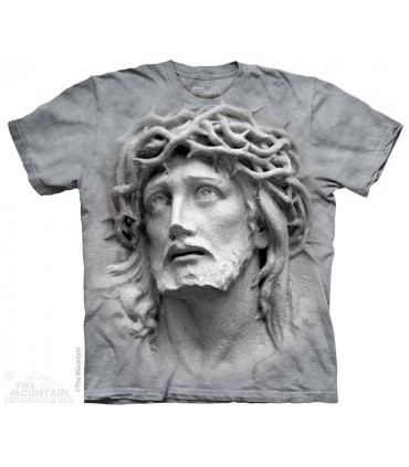 Couronne d'épines - T-shirt Jésus The Mountain