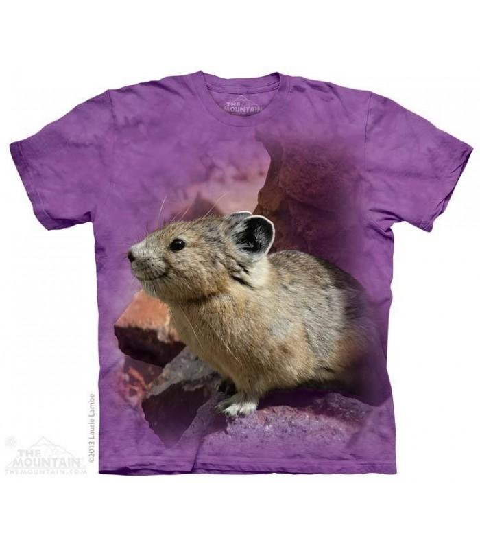 Pika Pika! - Animal T Shirt The Mountain