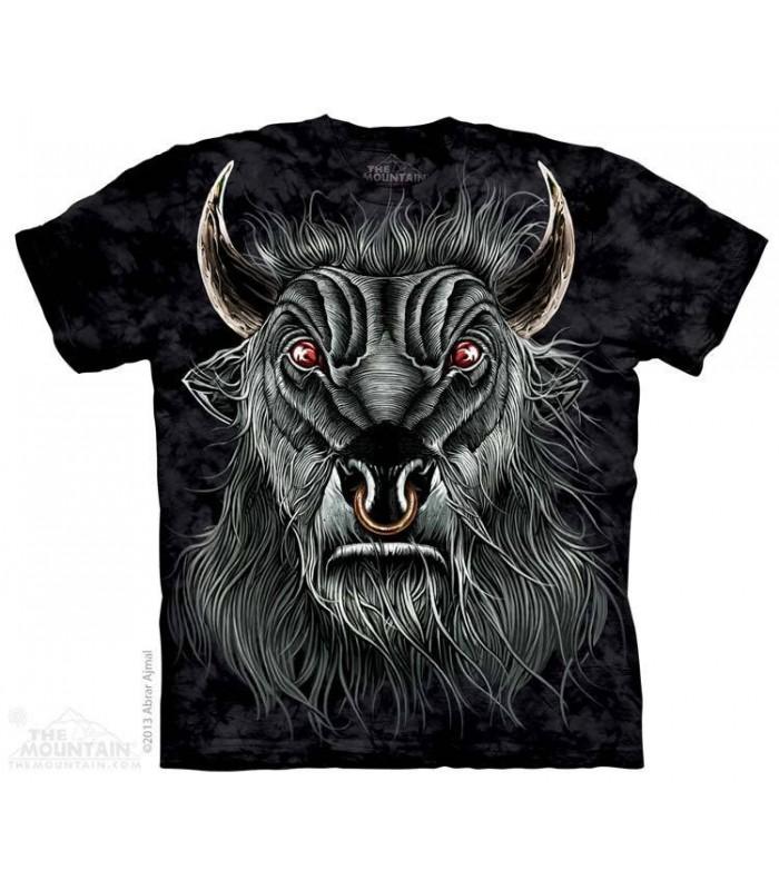 Minotaure - T-shirt Fantastique The Mountain