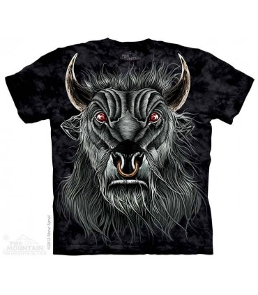 Minotaur - Fantasy T Shirt The Mountain