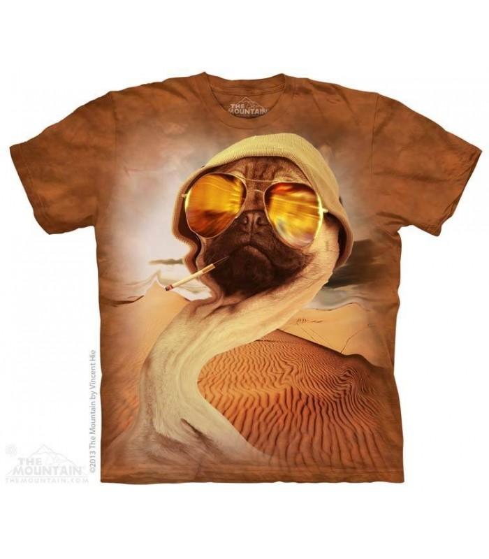 Sale Roquet ! T-shirt chien The Mountain