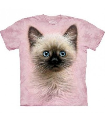 Black and Tan Kitten - Pets T Shirt by the Mountain