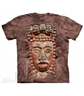 Mur Maya - T-shirt spirituel The Mountain