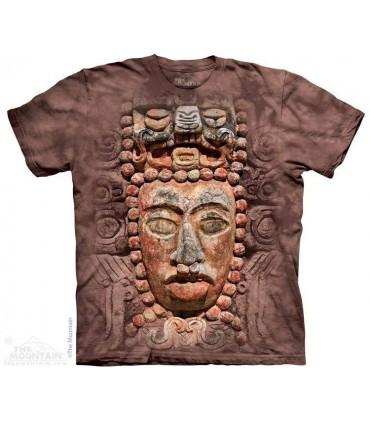 Mur Maya - T-shirt spirituel The Mountain