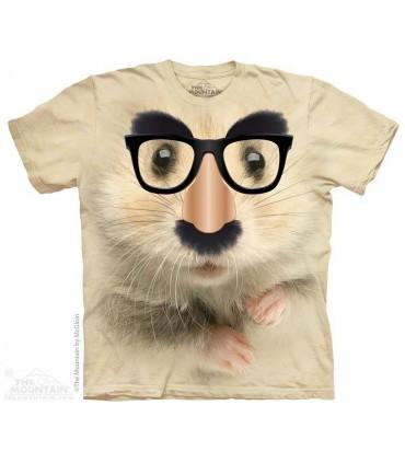Hamster Mystérieux - T-shirt Humour The Mountain