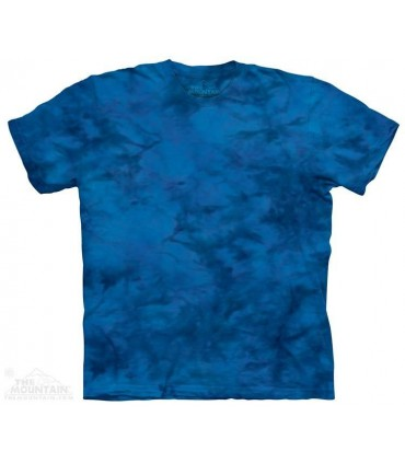 Blue Ray - Mottled Dye T Shirt The Mountain