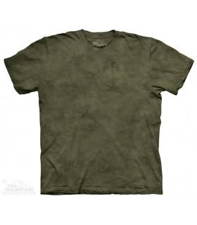 Conifer - Mottled Dye T Shirt The Mountain