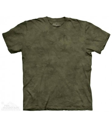 Conifer - Mottled Dye T Shirt The Mountain