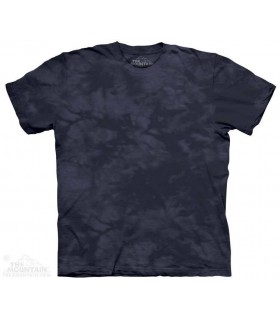 Slate2 - Mottled Dye T Shirt The Mountain