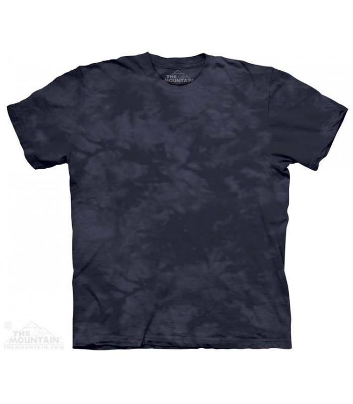 Slate2 - Mottled Dye T Shirt The Mountain