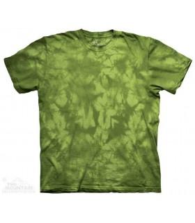 Vert Dynamique - T-shirt tacheté The Mountain