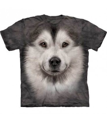 T-Shirt Malamute d'Alaska par The Mountain