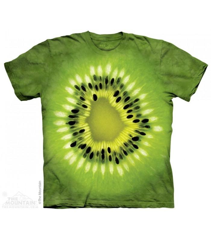 Kiwi - T-shirt nourriture The Mountain