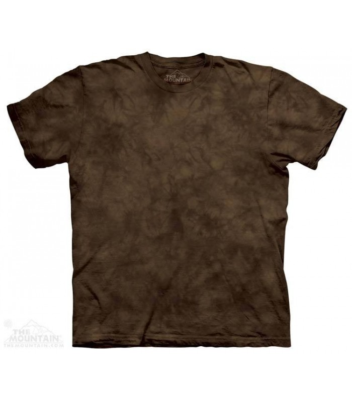 Cleveland Brown - Mottled Dye T Shirt The Mountain