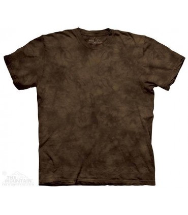 Marron Cleveland - T-shirt Dye tacheté The Mountain