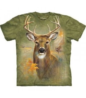 T-Shirt Cerf par The Mountain
