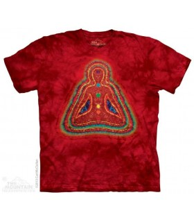 Chakra - Lifestyle T Shirt The Mountain