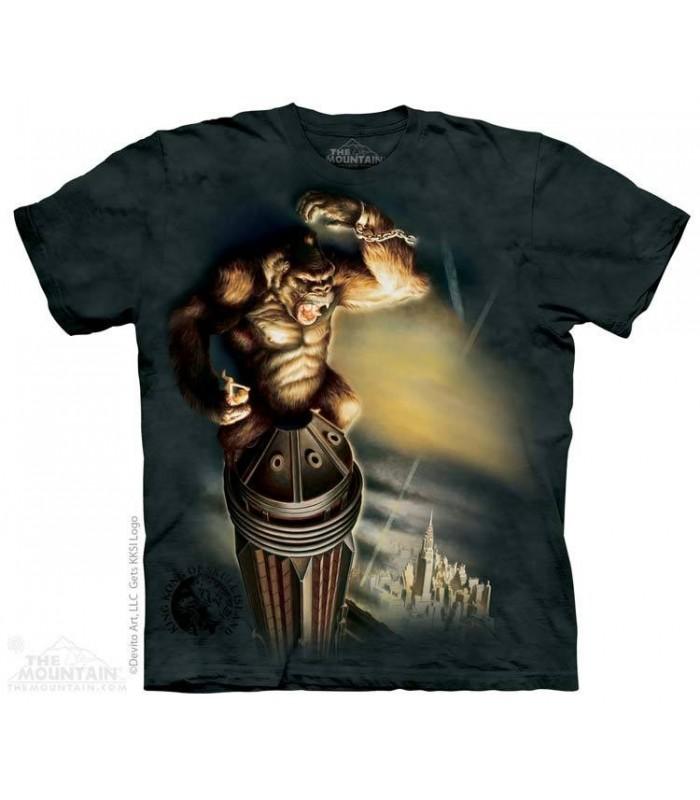 King Kong - Gorilla T Shirt The Mountain
