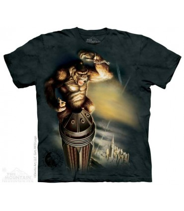 King Kong - T-shirt Gorille The Mountain