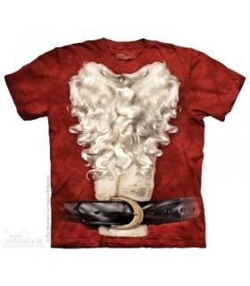 Santa Suit - Christmas T Shirt The Mountain