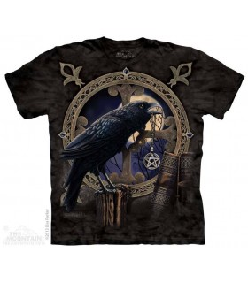 Le Talisman - T-shirt Gothique The Mountain