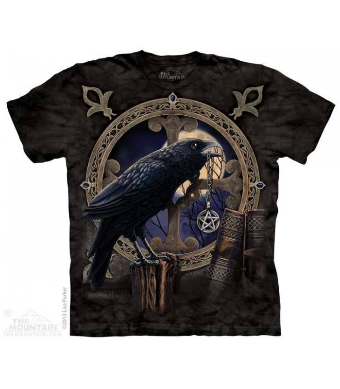 Le Talisman - T-shirt Gothique The Mountain
