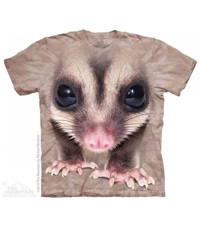 Phalanger volant - T-shirt animal The Mountain