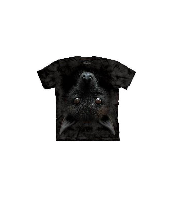 T-Shirt Chauve Souris par The Mountain