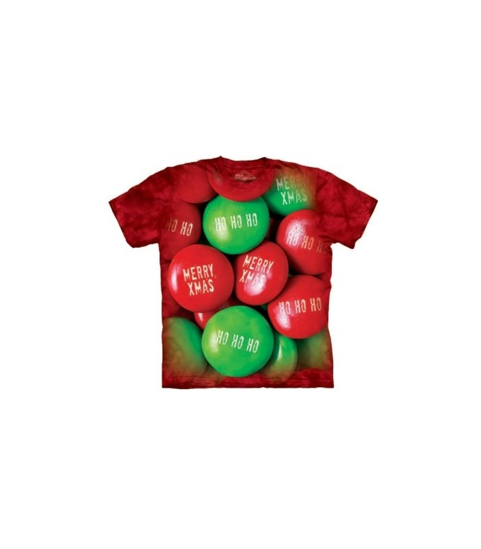 Bonbons de Noël - T-shirt Noël The Mountain