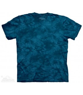 Starry Night - Mottled Dye T Shirt The Mountain