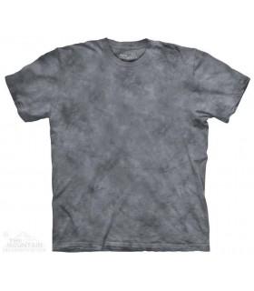 Fumée - T-shirt Tacheté Dye The Mountain