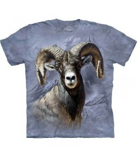 T-Shirt Mouflon par The Mountain