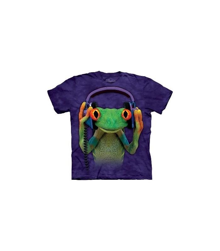 DJ Peace - T-Shirt Manimal par The Mountain