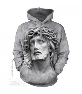 Crown of Thorns - Adult Spiritual Hoodie The Mountain