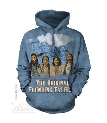 Rushmore Originals - Sweat shirt à capuche The Mountain