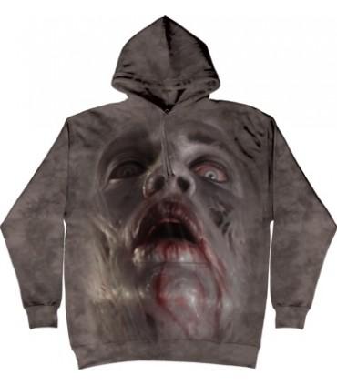 Sweat shirt à capuche Zombie The Mountain